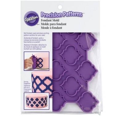 Wilton Silicone Precision Patterns - Trellis