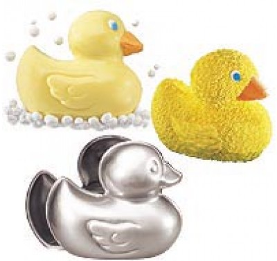 Wilton 3-D Rubber Ducky Pan