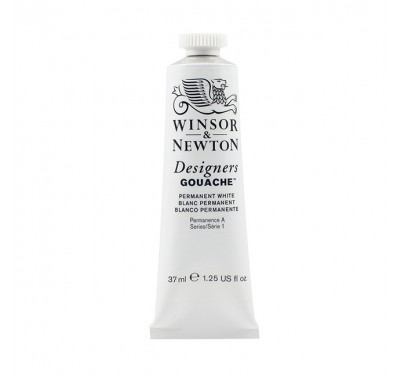 Winsor & Newton White Gouache 37ml