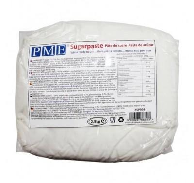 PME Sugarpaste Bulk - 10 x 2,5kg