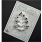 Dusty Miller Medium Leaf Cutter By Simply Nature Botanically Correct Products