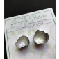 Hydrangea Petal Cutter Set (Design #1 Rolled Edge) By Simply Nature Botanically Correct Products®