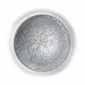 Fractal Colors - SuPearl Shine® Dust Food Coloring - Sparkling Dark Silver