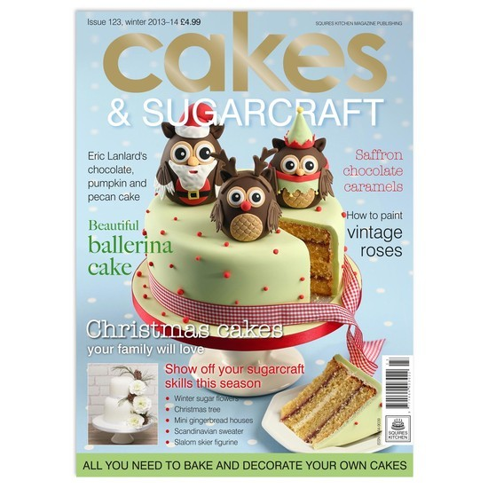 Cakes & Sugarcraft 123 Winter 2013-2014