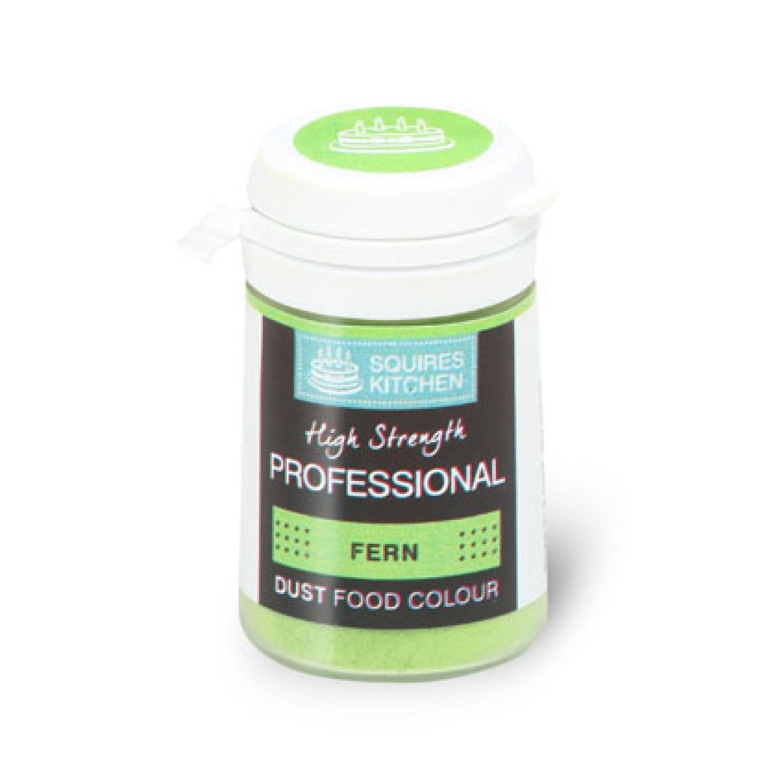 SK Professional Dust Food Colour Fern
