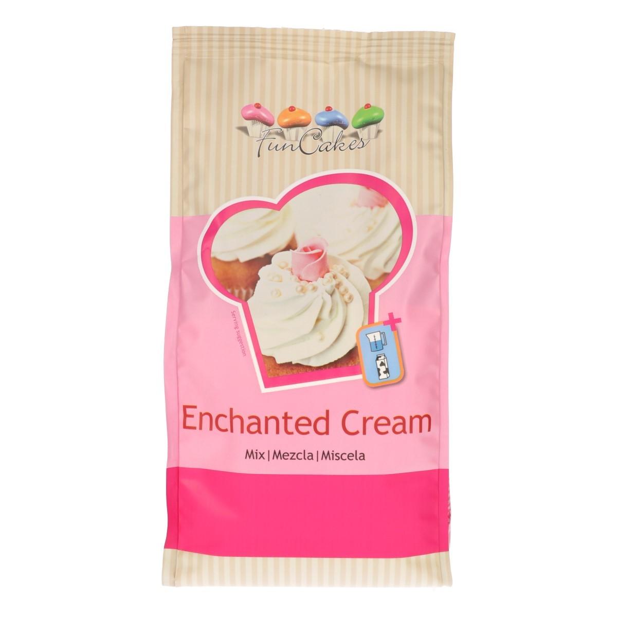 FunCakes Mix voor Enchanted Cream 900g