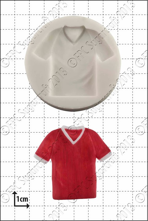 FPC Football Shirt Silicone Mould