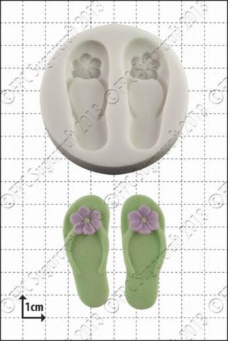 FPC Flip flops Silicone Mould