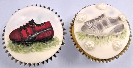 Karen Davies Football Boot / Golf shoe