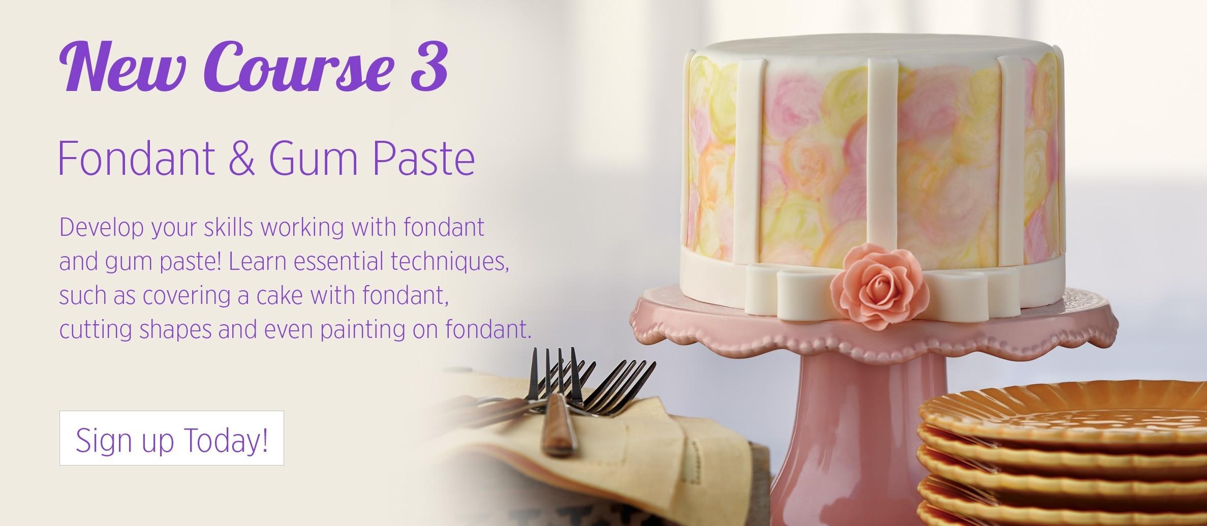 Wilton Method™ Fondant and Gum Paste