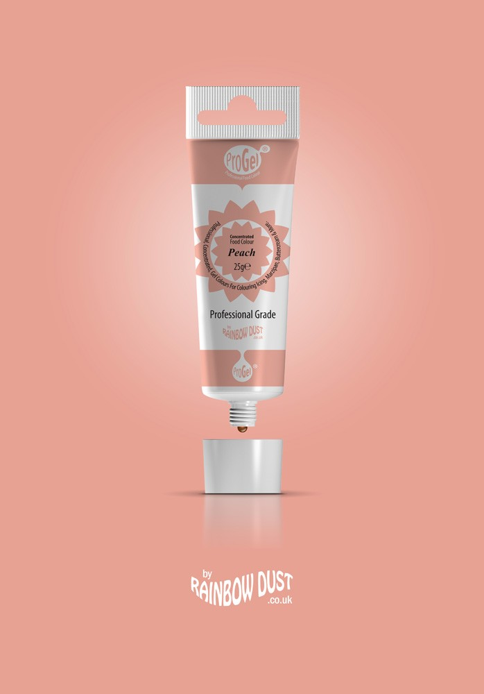 RD ProGel® Concentrated Colour - Peach