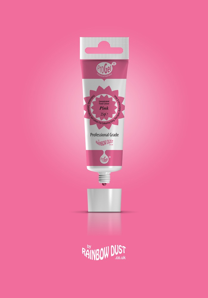 RD ProGel® Concentrated Colour - Pink