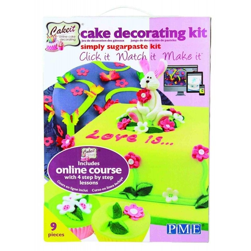 PME Simply Sugarpaste Course Kit