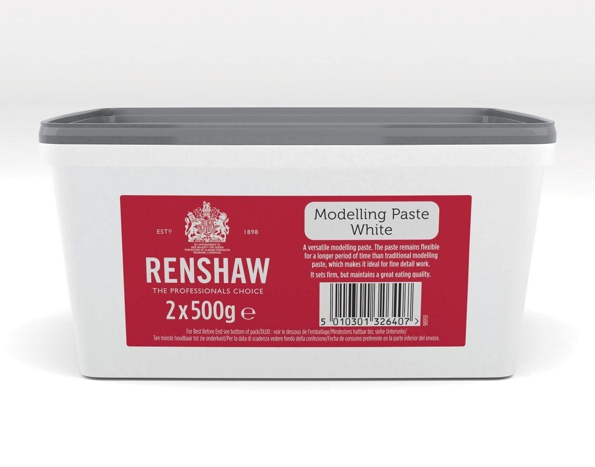 Renshaw Modelling Paste 4 x 2x500g