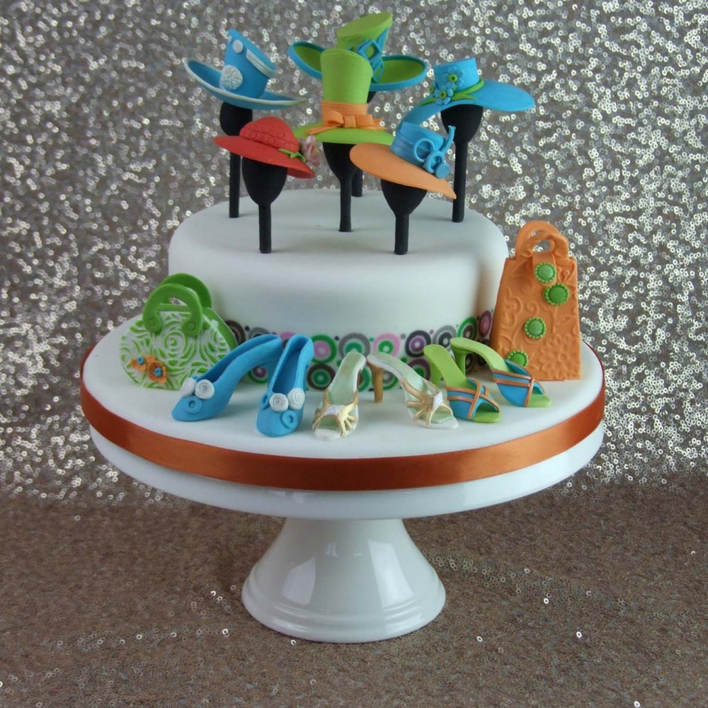 Sugar Artistry Fabulous Mini Shoe