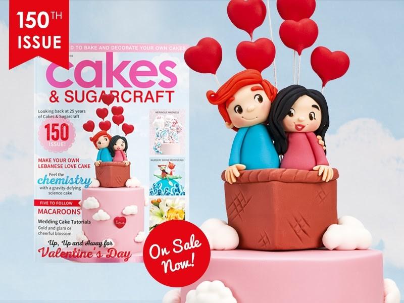 Cakes & Sugarcraft Magazine February/March 2019