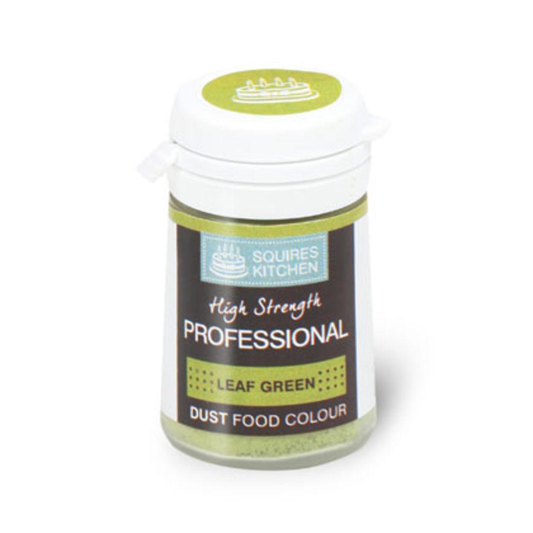 SK Professional Dust Food Colour Leaf Green