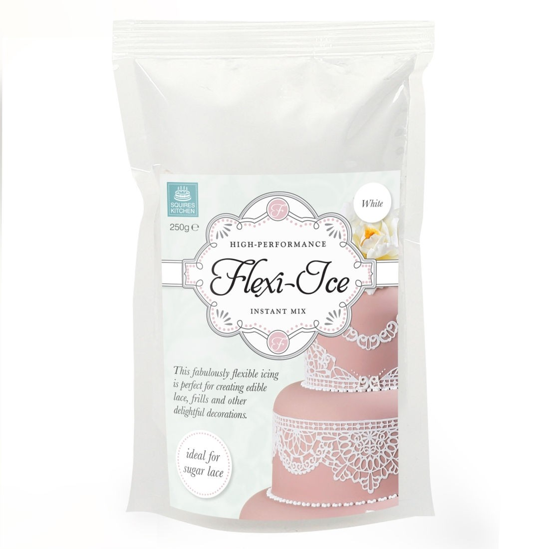 SK Flexi-Ice Instant Mix White 250g