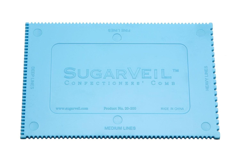 SugarVeil Confectionery Comb