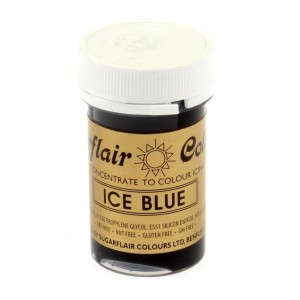 Sugarflair Spectral Ice Blue