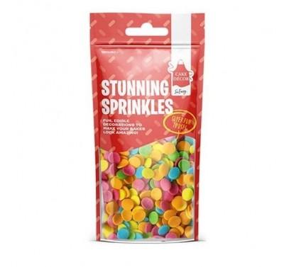 Cake Décor Stunning Sprinkles - 5 Colour Confetti