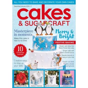 Cakes & Sugarcraft 137 Winter 2016-2017